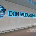 สรุปข้อมูลอาคาร 2 (terminal 2) สนามบินดอนเมือง ที่ขาเที่ยวต้องรู้