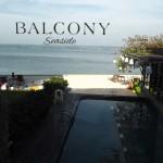 Balcony Seaside ศรีราชา โรงแรมติดทะเลที่คุณต้องไป