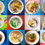 23 เมนูเด็ด ก๋วยเตี๋ยวน้ำของไทย