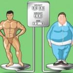 อยากผอมหุ่นดี ต้องลดน้ำหนัก หรือลดไขมัน?
